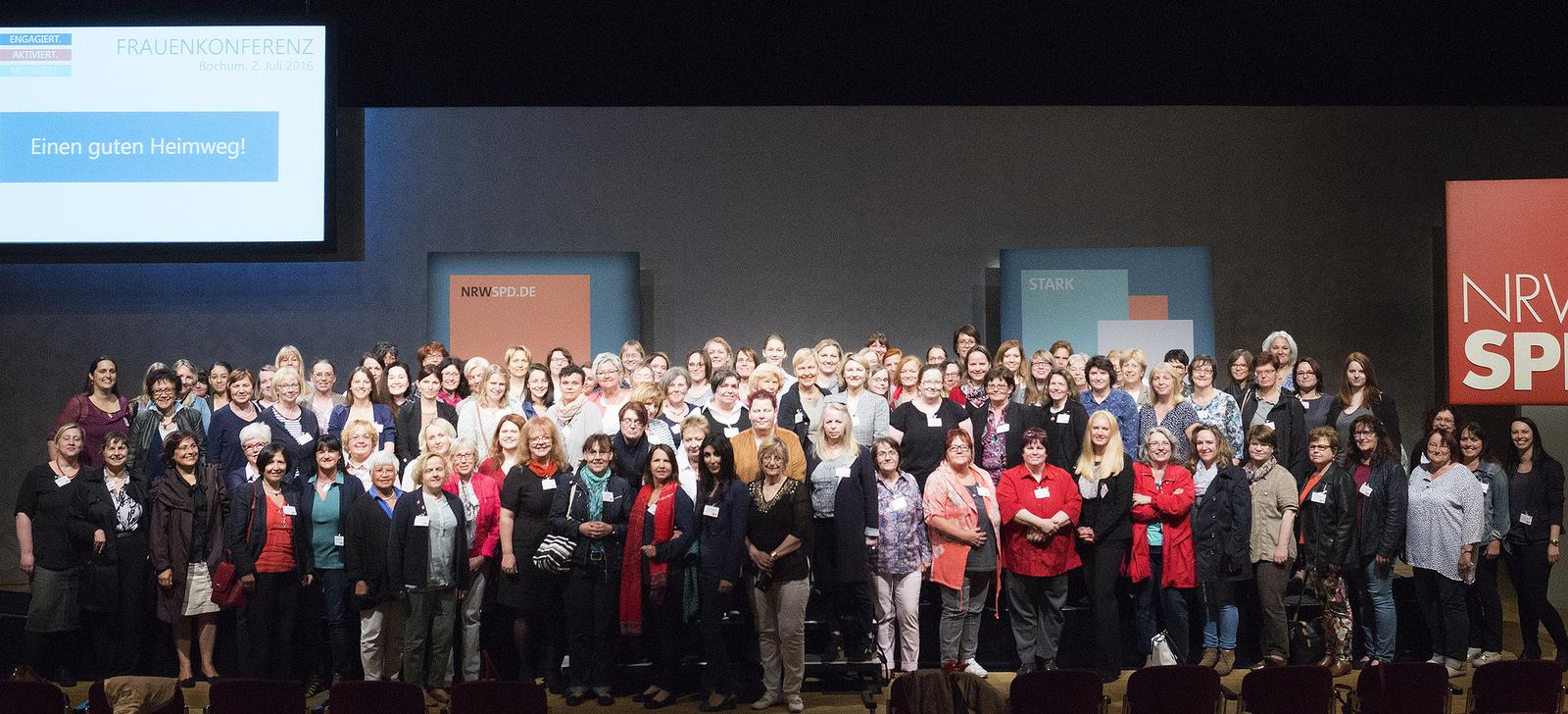 NRW-SPD Frauenkonferenz